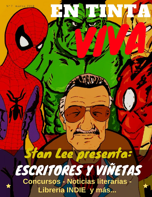 """BLOG DE RELATOS"", ""BLOGS DE RELATOS"", ""STAN LEE"", ""SPIDERMAN"", ""COMICS"", ""ESCRITORES Y VIÑETAS"", ""LOS CUENTOS DE LAS ESTACIONES"", ""SCOTT FITZGERALD"", ""LIBRERIA INDIE"""