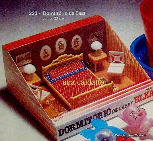 Ana caldatto anos 80 mini moveis elka mobilia casinha de for Mobilia anos 70