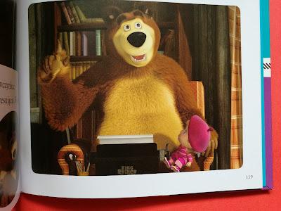 Masza i Niedźwiedź, książka o Maszy, seria Moje bajeczki, Moje bajeczki o psikusach i psotach