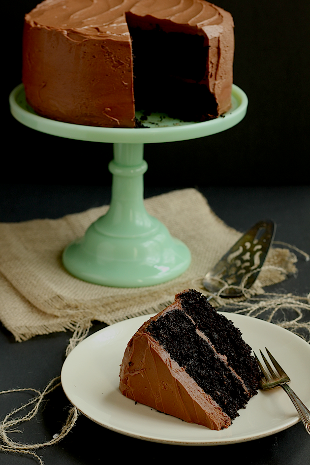 Chocolate Cake | Savor Home