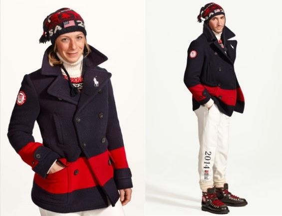 680208daa Ralph Lauren desvela el diseño de los uniformes del equipo Olimpico de  invierno de Estados Unidos