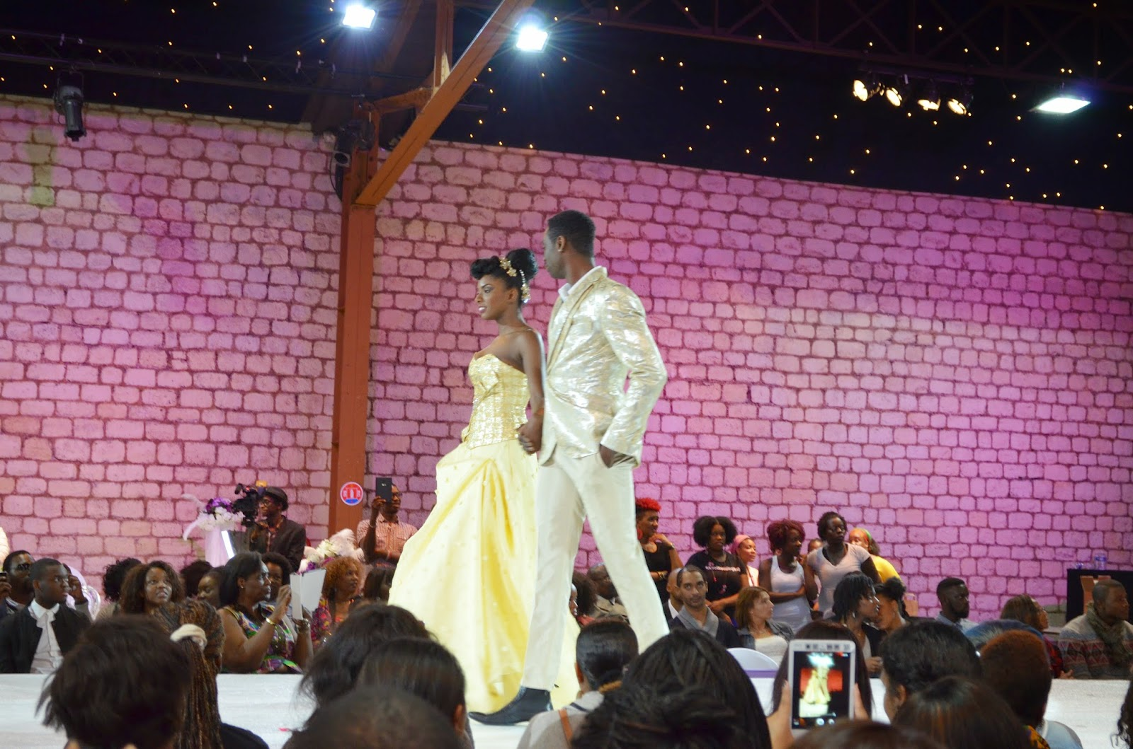 Le Salon Afro Wedding 2014