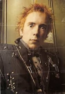 British Punk Rock, Johnny Rotten, Safety Pins