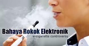bahaya rokok elektrik
