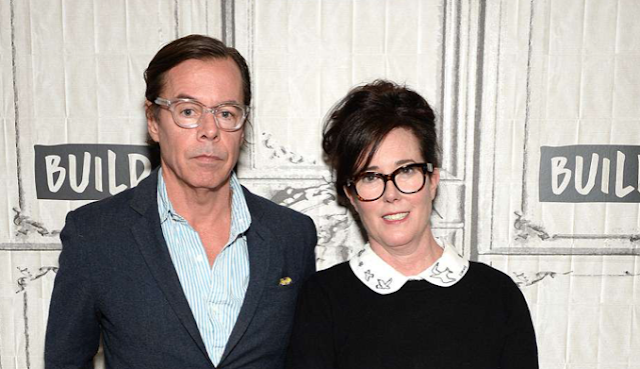 Kate Spade suffered manic depression for years before she killed herself and became obsessed with Robin Williams' suicide - but didn't want to get treatment in case it hurt her brand, says her sister
