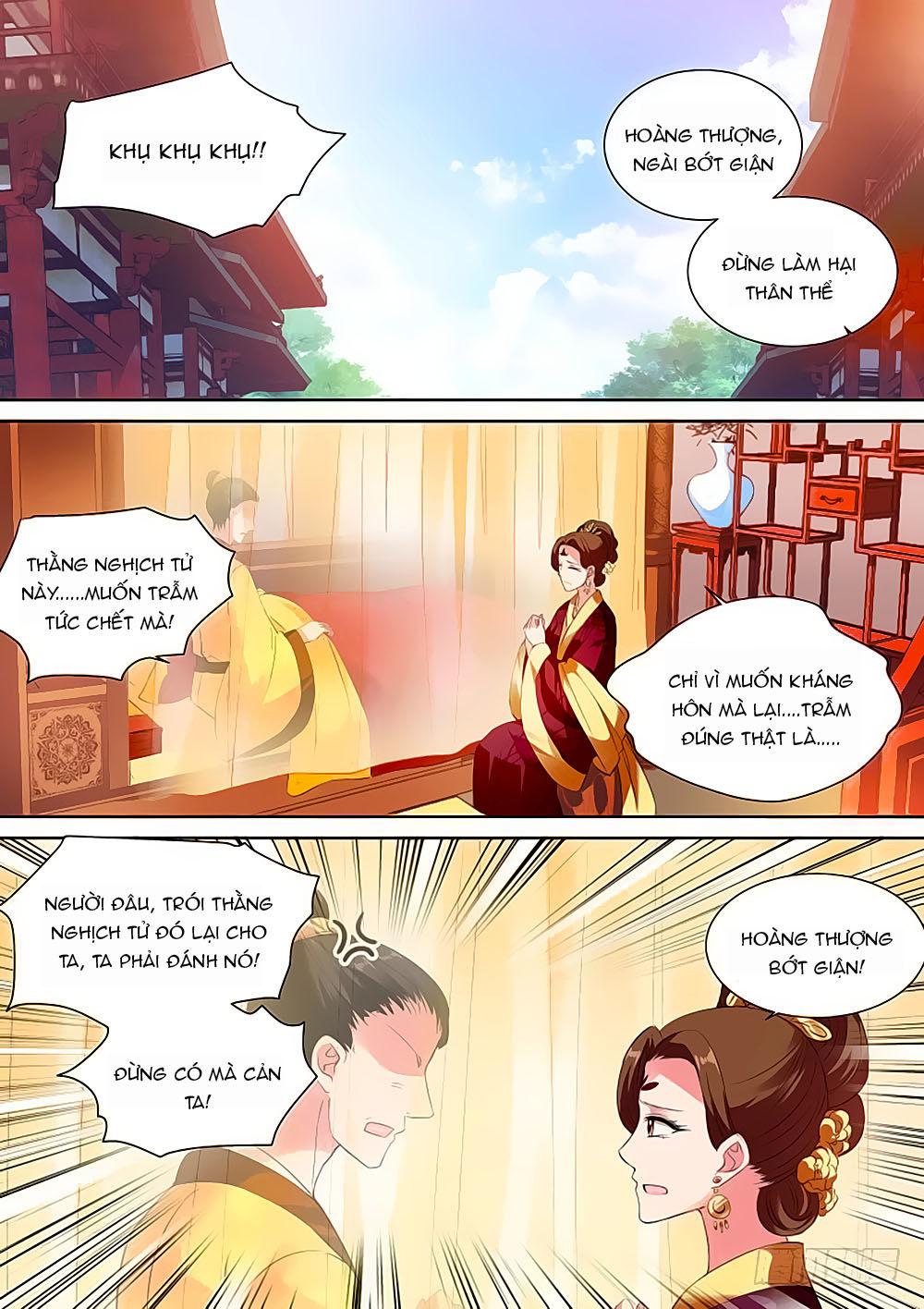 Hệ Thống Chế Tạo Nữ Thần chap 103 - Trang 2