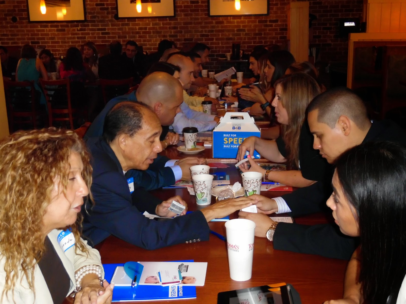 Speed Networking Event Miami Doral