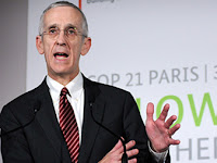 U.S. Special Envoy for Climate Change Todd Stern stepped down Friday after seven years as the Obama administration's top global warming negotiator to the United Nations. (Photo Credit: International Institute for Sustainable Development) Click to Enlarge.