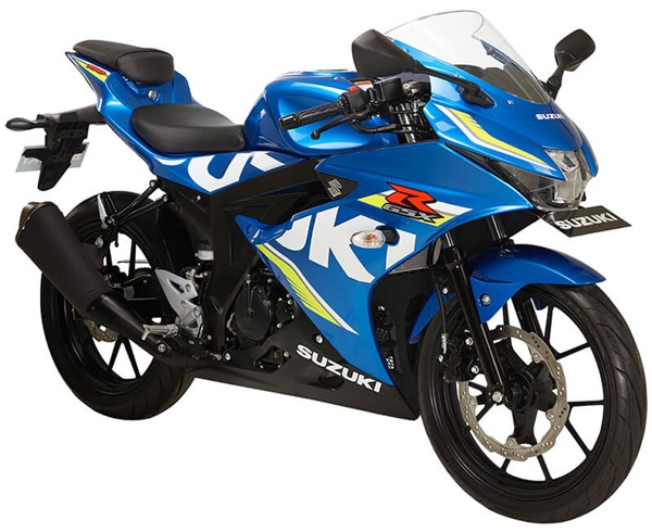 Suzuki GSX-R150 dan Suzuki GSX-S150 Resmi Dirilis