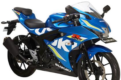 Suzuki GSX-R150 dan Suzuki GSX-S150 Resmi Diperkenalkan