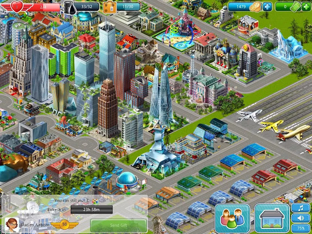 Airport City: Airline Tycoon MOD APK