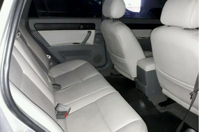 Interior Kabin Chevrolet Estate
