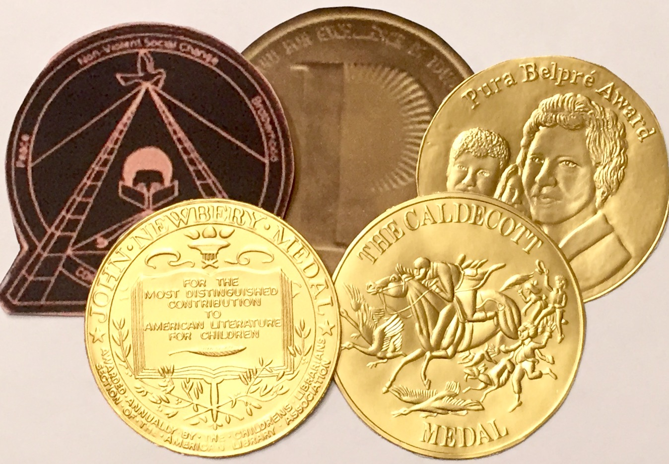 american library association medals