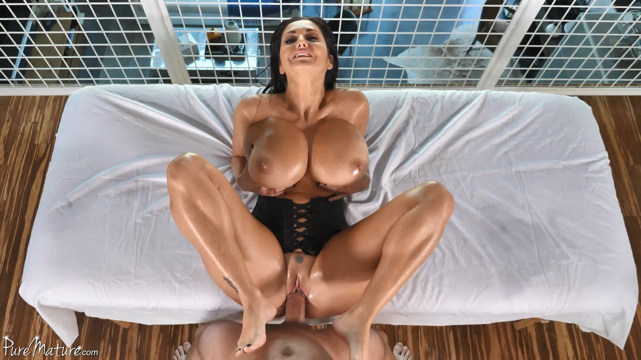 Puremature ava addams and her gigantic tits fucked