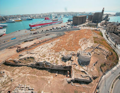 Αρχαιολογικό πάρκο στον Πειραιά