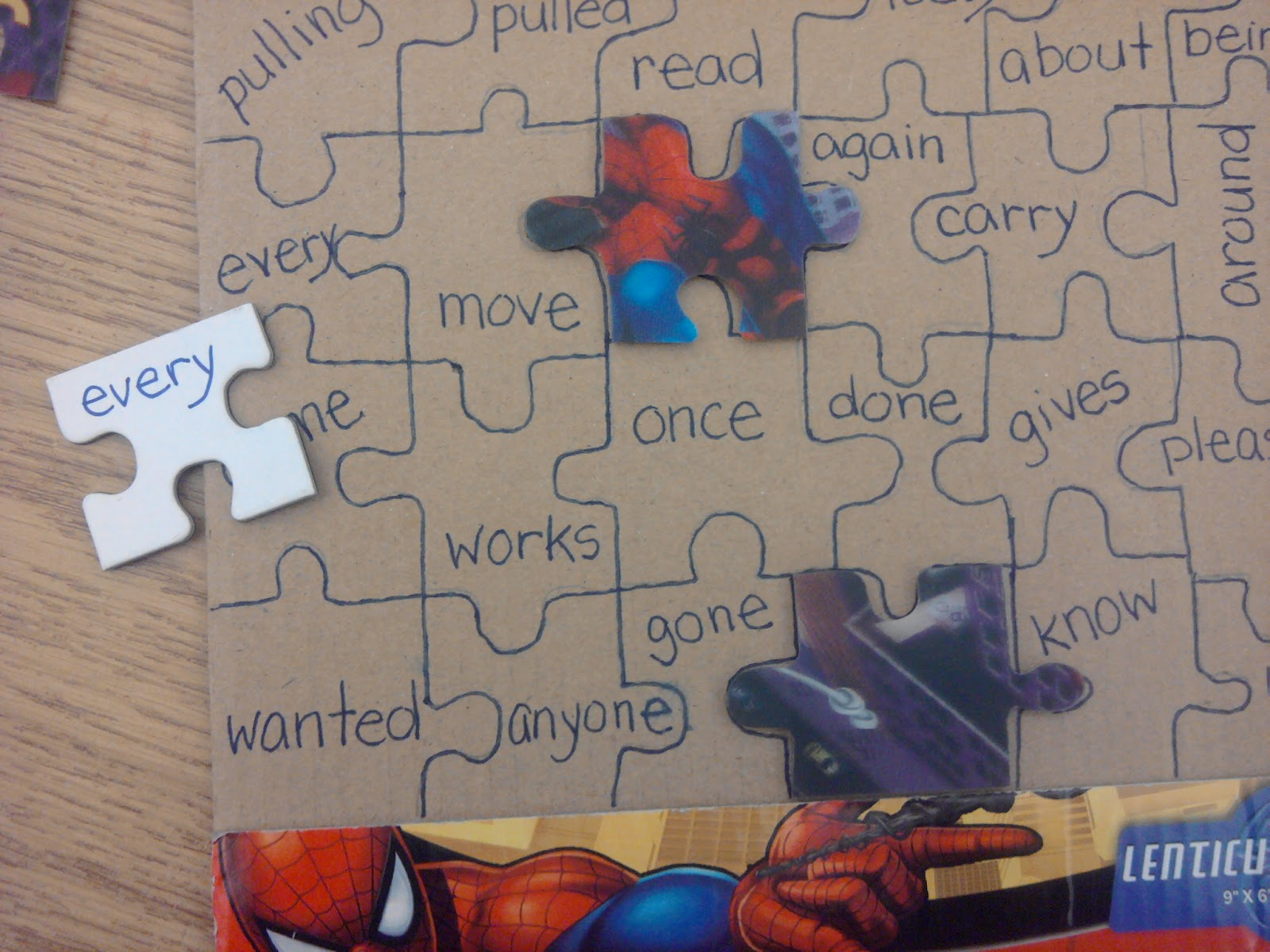 Easy Peasy Classroom Super Simple Puzzle Practice