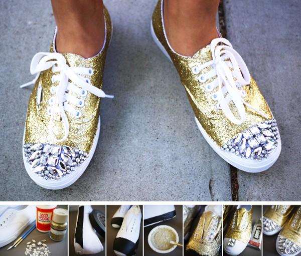 Ý nghĩ f5 để refresh cho đôi giày thêm đầy phá các1h