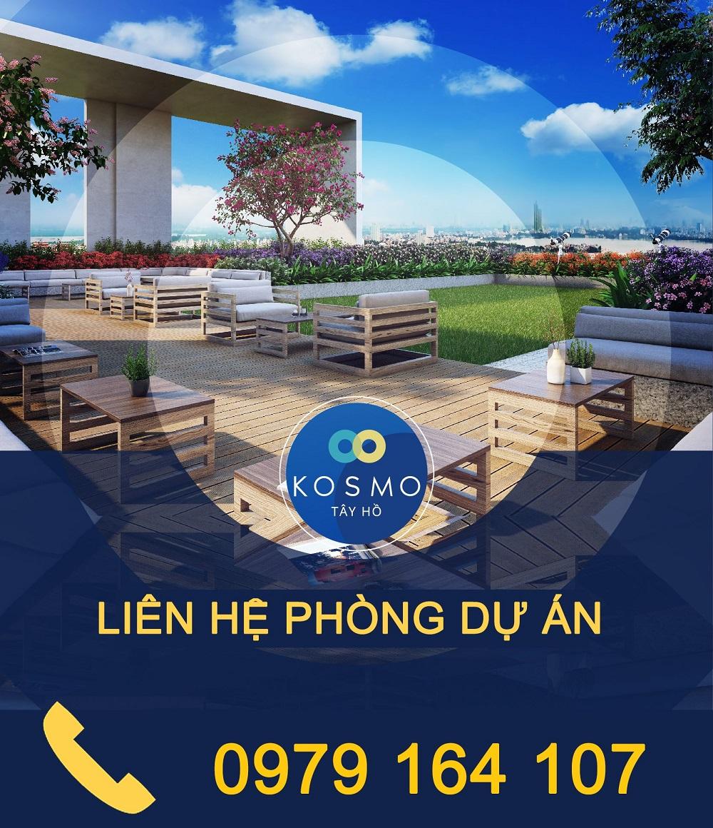 Hotline Kosmo Tay Ho