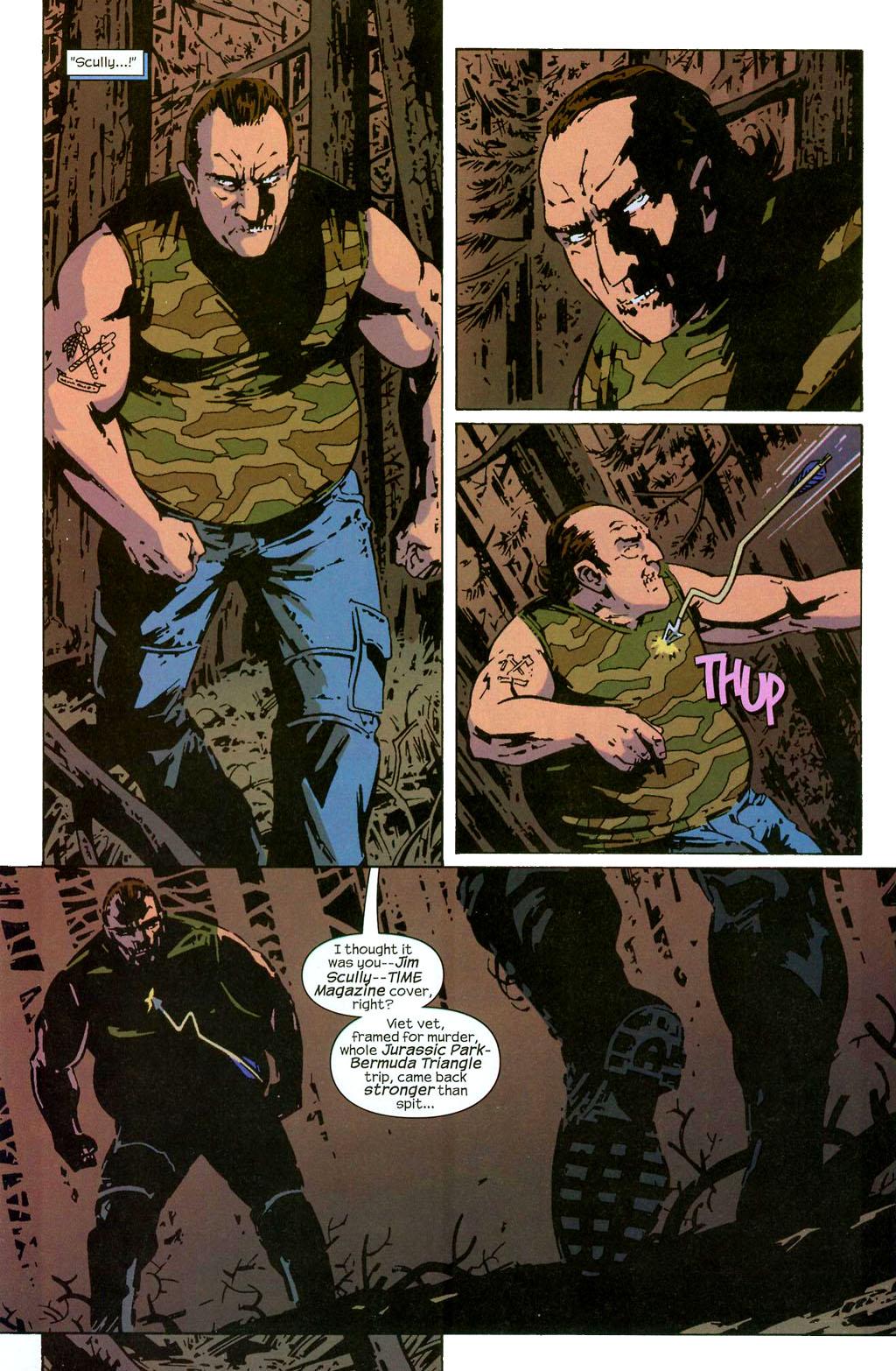 Hawkeye (2003) Issue #2 #2 - English 10