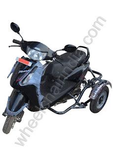 Side Wheel Attachment Hero Pleasure