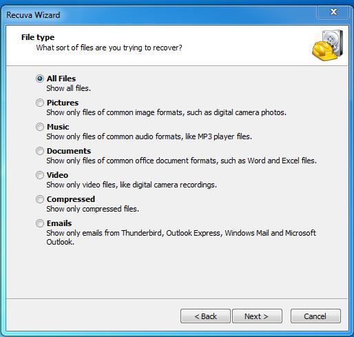ini dia Cara Atasi File Di Flashdisk yang Hilang dengan Recuva