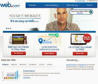 Alojamiento web – Web.com Web Hosting