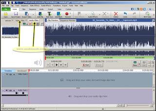 Cara Memasukan Lagu Ke Video Dengan VideoPad Terbaru