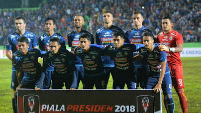 Daftar Pemain Arema FC