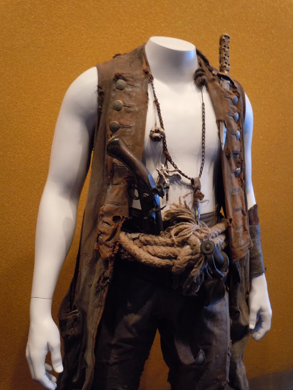 Pirates 4 Zombie Quartermaster costume