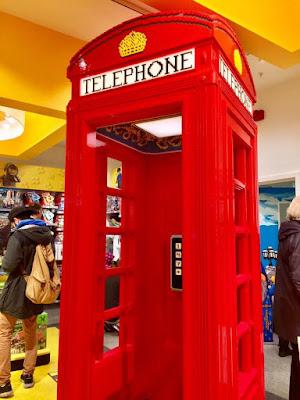 Brick Built Telephone Booth