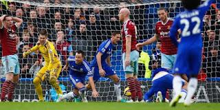 Chelsea vs West Ham Live Streaming online Today 08.04.2018 Premier League