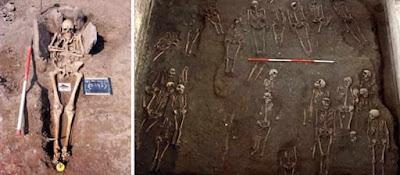Οι πιο Περίεργοι Σκελετοί που Βρέθηκαν ποτέ
