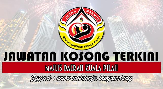 Jawatan Kosong Terkini 2016 di Majlis Daerah Kuala Pilah