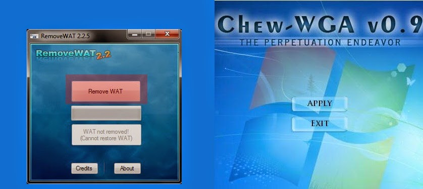 Tutoganga Activar Windows 7 Con Remove Wat O Chew Wga