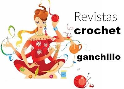 Revista de Crochet con Tutoriales