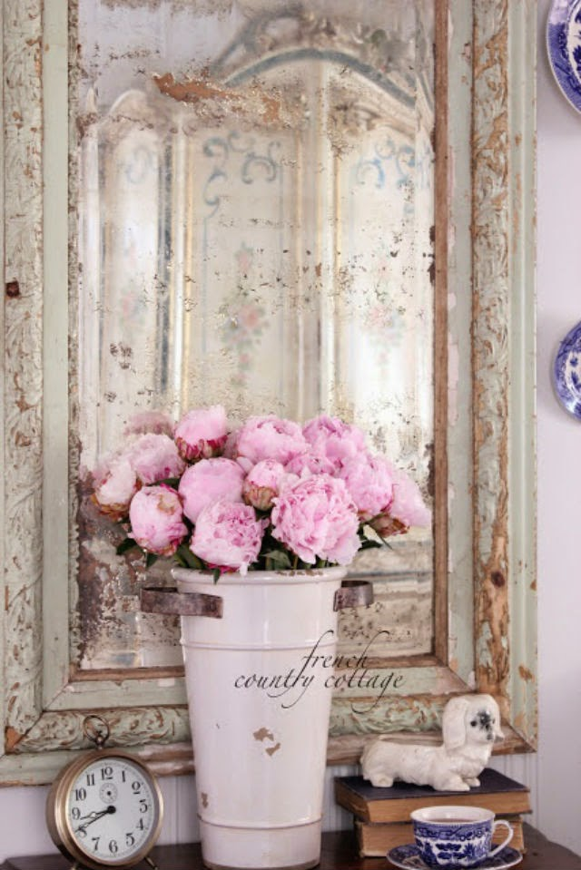 Home Decor French Country Vintage Style