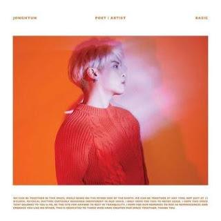 Lirik Lagu Jonghyun - Shinin' dan Terjemahan