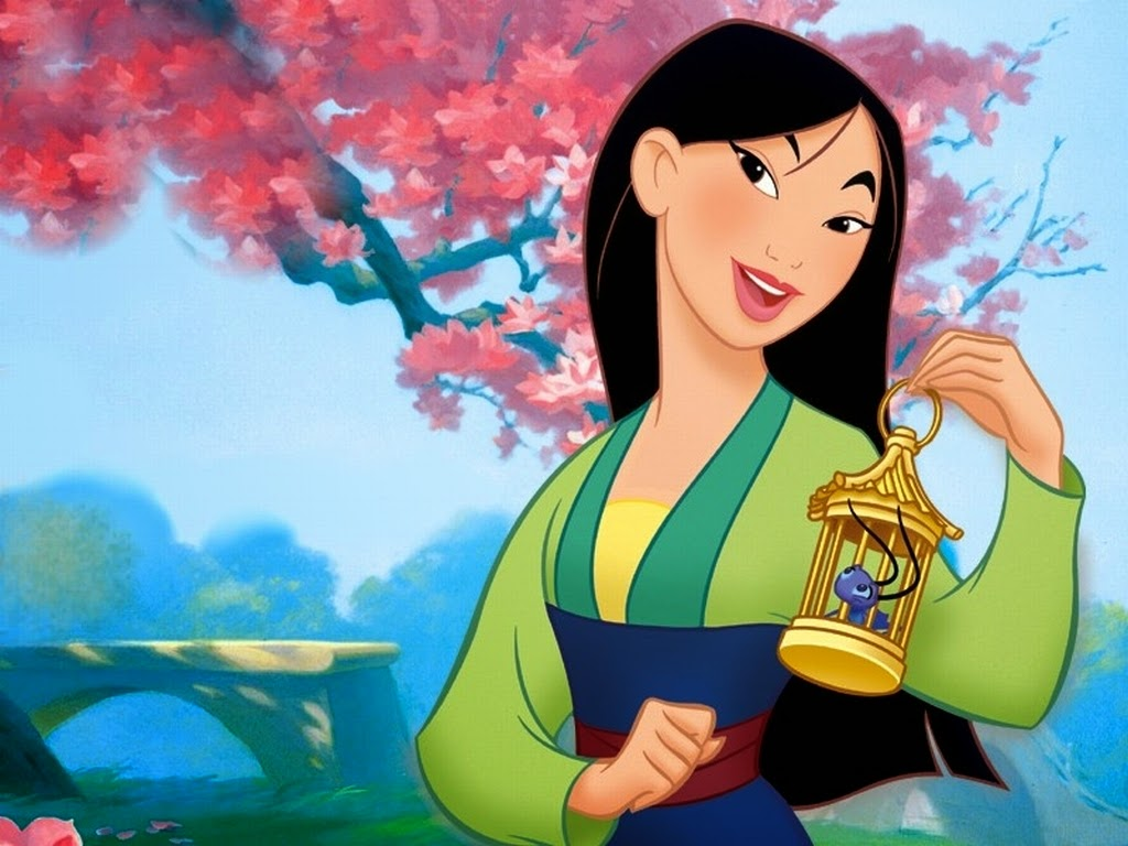 Keeping it Reel: Messages in Mulan