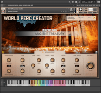 Download In Session Audio World Percussion Creator