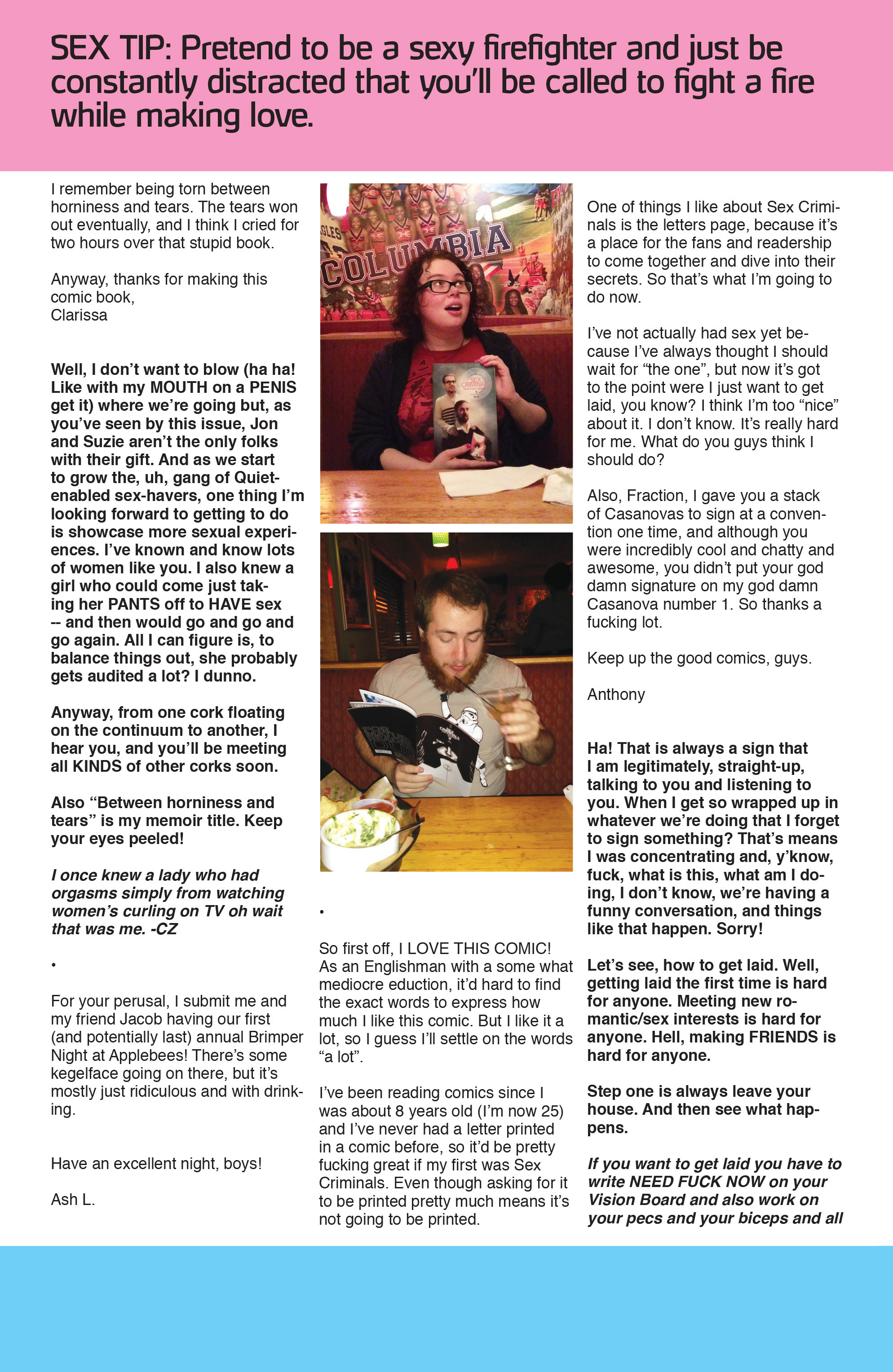 Read online Sex Criminals comic -  Issue #5 - 28
