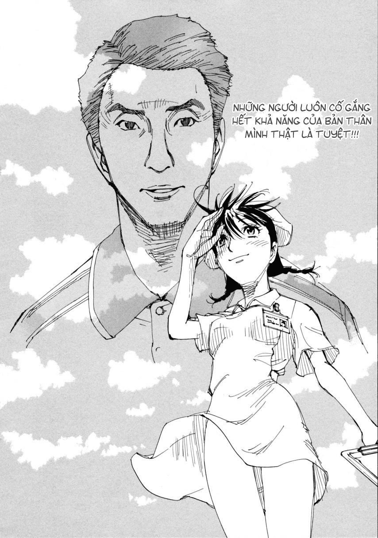 Dageki Joi Saori chap 7 - Trang 22