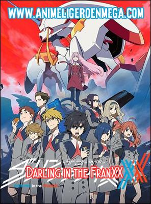 Darling in the FranXX: Todos los Capítulos (24/24) [Mega - Google Drive - MediaFire] TV - HDL