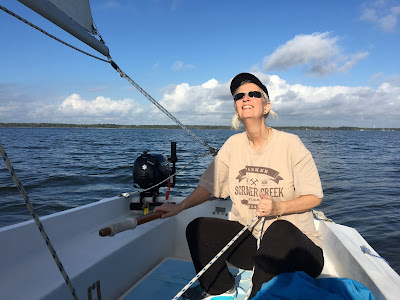 Small Boat Restoration: O'Day Day Sailer II CYANE on