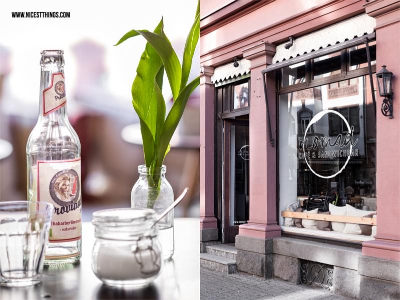 Nomad Café und Sandwichbar Heidelberg