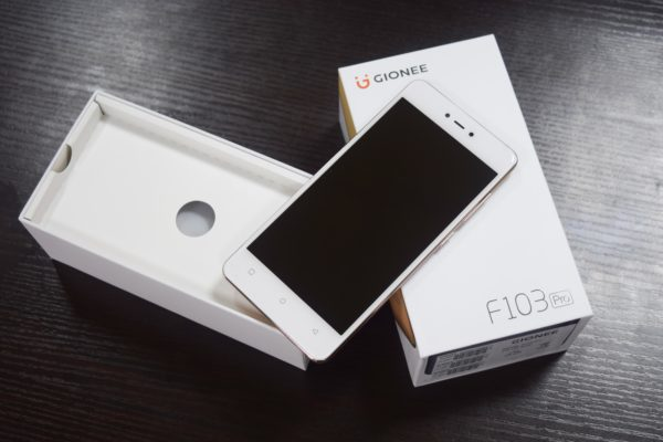 CHECKOUT FULL SPECIFICATIONS OF GIONEE F103 PRO (PICTURES)
