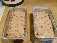 Tweaked At Chez Jan Cranberry Nut Bread