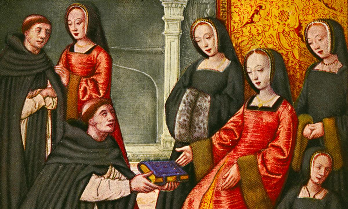 A crise do século XIV