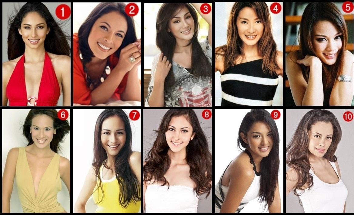 Bersama ErraFC Wanita Paling Cantik Top 10 Di Malaysia
