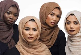 hijab sesuai warna kulit
