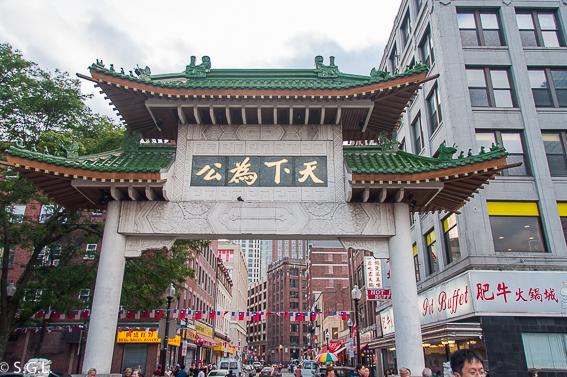 Chinatown en Boston. 10 cosas que ver en Boston